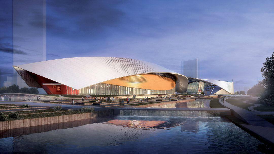 Suzhou Cultural Center