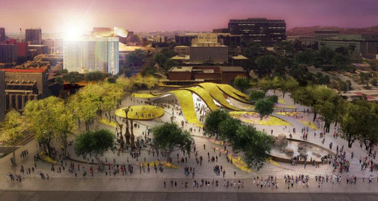 الحديقة المدنية فاب - بروكس + سكاربا