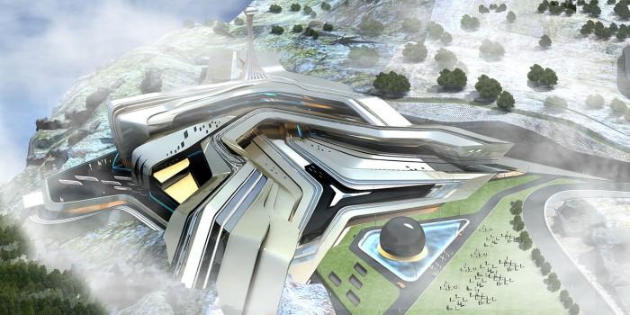 Space Metropolis - Merhi El Jebbeh