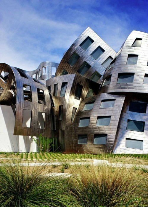 Cleveland Clinic Lou Ruvo Center for Brain Health - Frank Gehry