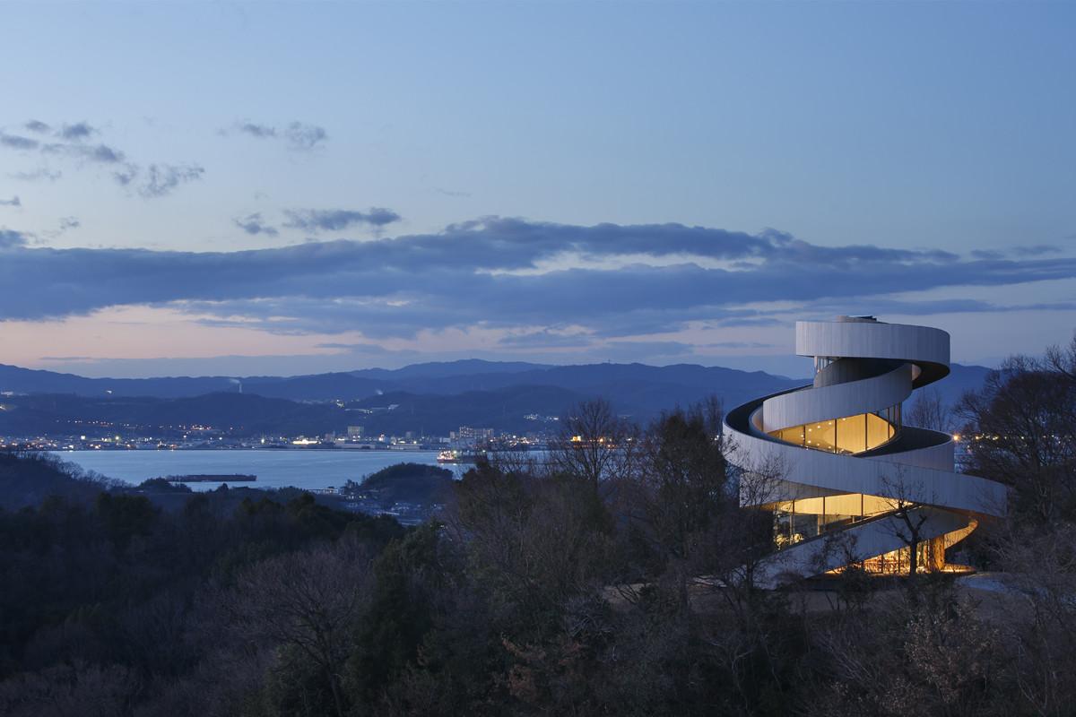 Ribbon Chapel   Hiroshi Nakamura & NAP Architects