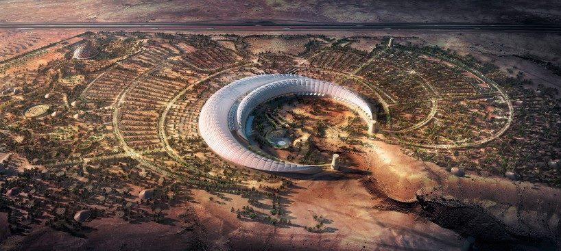 حدائق الملك عبدالله الدولية بالرياض، السعودية