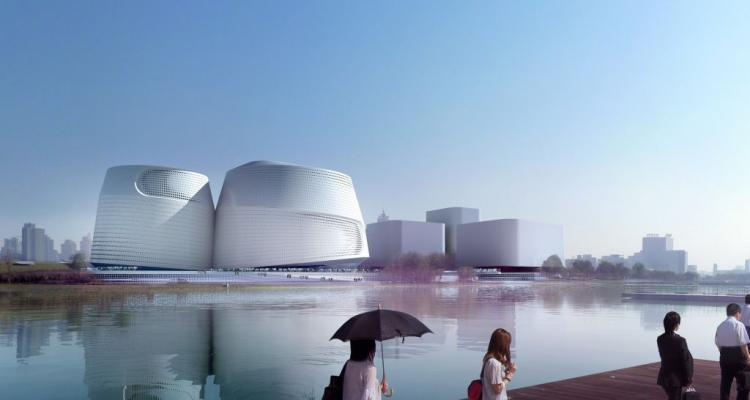 The National Art Museum of China (NAMOC) - UNStudio