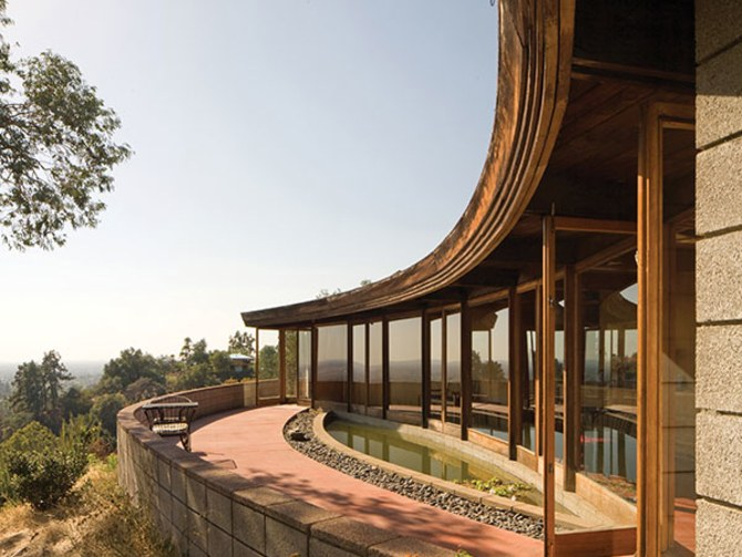 The Best of Frank Lloyd Wright's West Coast Projects